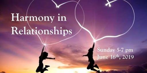 Harmony in Relationships by Brahma Kumaris
