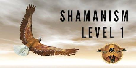 Shamanism Level 1 with Matthew Greenwood tickets