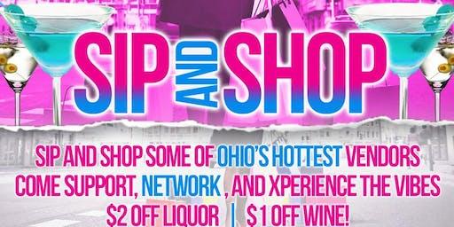 Sip & Shop Columbus