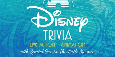 Disney Movie Trivia with Special Guests The Little Mermen tickets