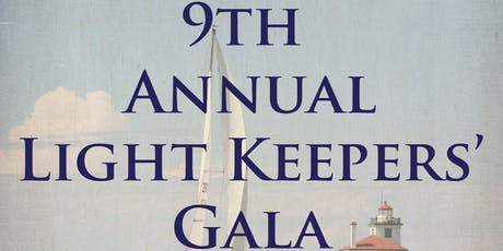 9th Annual Light Keepers' Gala tickets