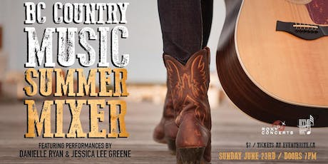 BC Country Music Summer Mixer tickets