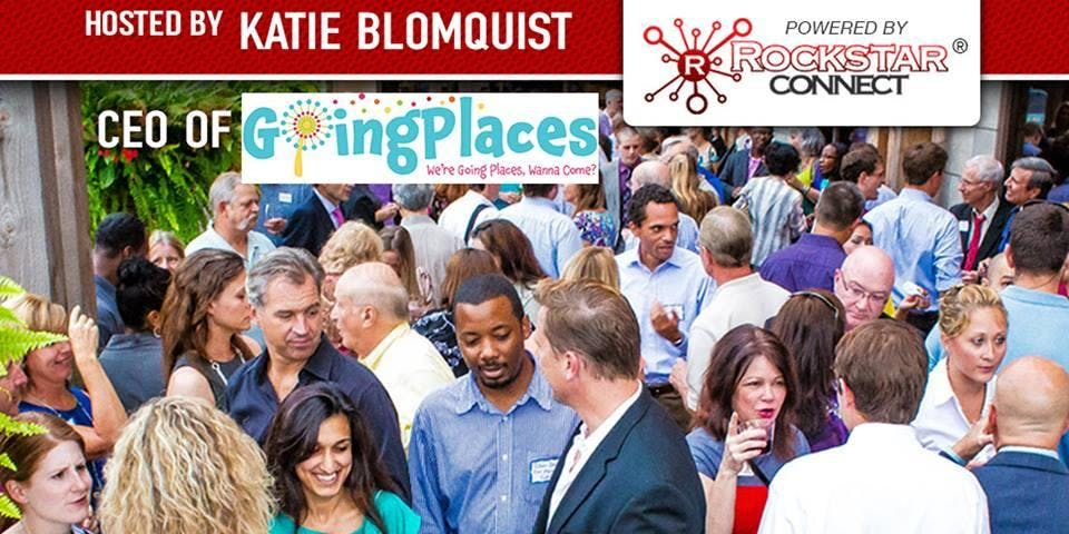 Free Downtown Charleston Rockstar Connect Networking Event (June, SC)