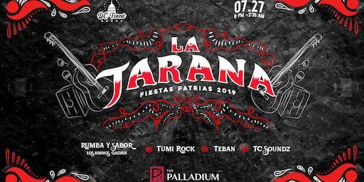 LA JARANA en VIVO - Fiesta Patrias 2019