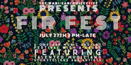 Fir Fest tickets