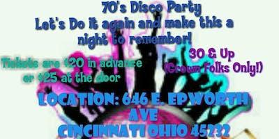 70s Dico Party