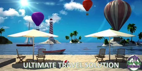 ULTIMATE TRAVEL SOLUTION TOUR ARIZONA 3 tickets