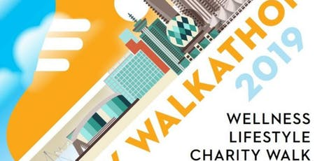 Charity Walkathon 2019 - Wellness Lifestyle Charity Walk tickets