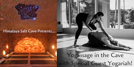 Yogassage in the Cave tickets