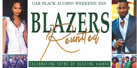 UAB BLACK ALUMNI WEEKEND 2019 tickets