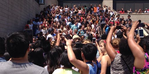 Central Class of 2014's Reunion