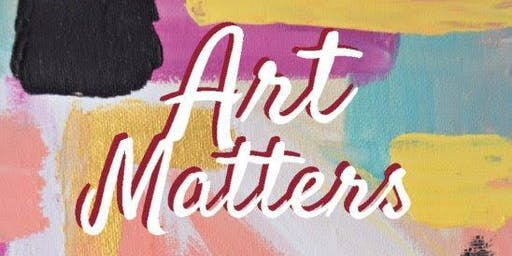 Art Matters 15th Annual Scholarship Luncheon & Art Exhibit