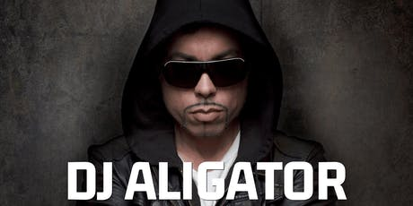 DJ ALIGATOR LIVE - MOJO NIGHTCLUB WREXHAM tickets