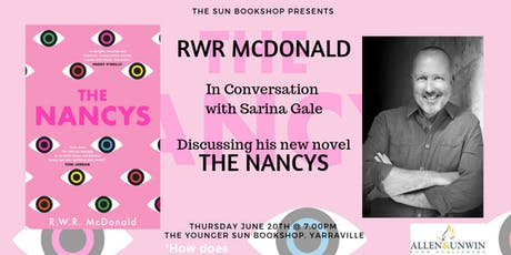 Author Event: RWR McDonald In Conversation tickets