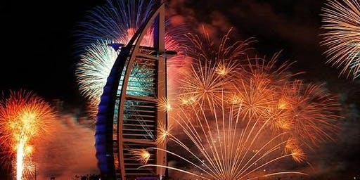 NYE in the UAE