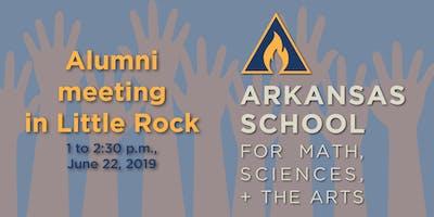 ASMSA Alumni Association Meeting