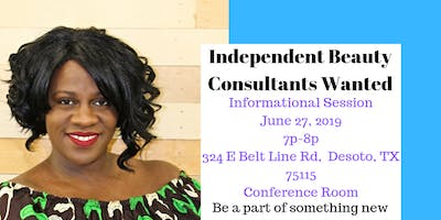Information Session (Independent Beauty Consultants)
