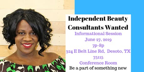 Information Session (Independent Beauty Consultants) tickets