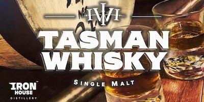 Iron House Distillery - TASMAN WHISKY - First Release Event NorthWest Coast