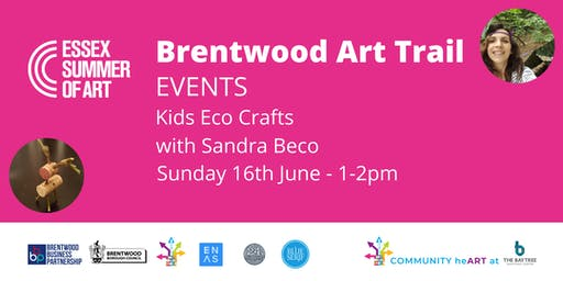 Kids Eco Crafts with Sandra Beco