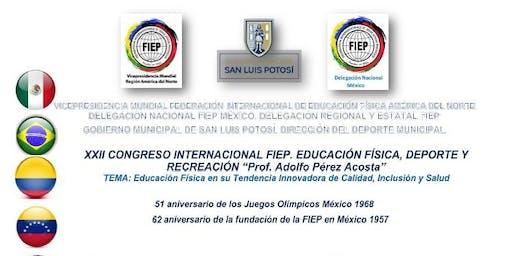 XXII Congreso Internacional FIEP