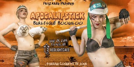 Apocalipstick 2: Burlesque Boogaloo tickets