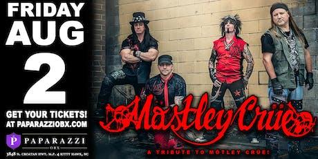 Möstley Crüe! LIVE at Paparazzi OBX! tickets