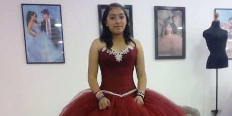 Mis XV América Y Mis 10 Años Melanie billets
