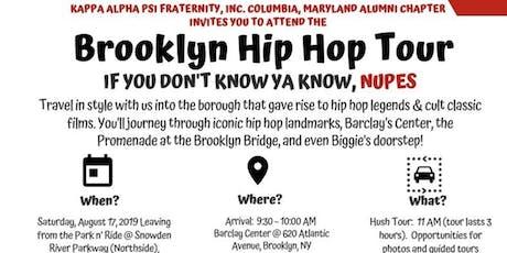 Brooklyn Hip Hop Tour tickets