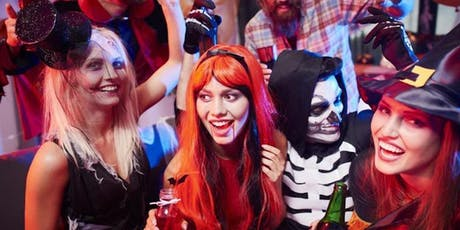 NYC Halloween Crawl tickets