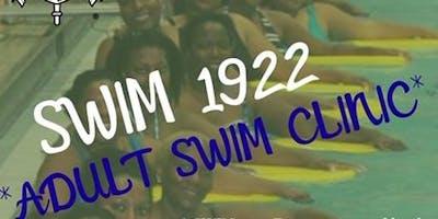Sigma Gamma Rho's Swim 1922 ***** Swim Clinic