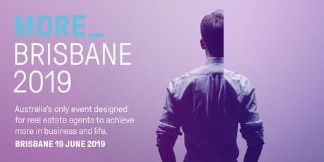 MORE_ BRISBANE 2019 tickets