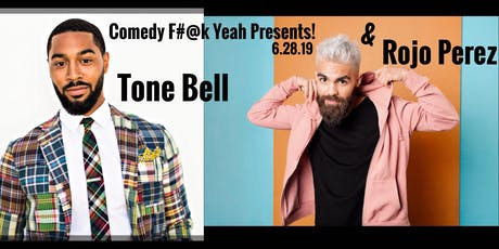 CFY presents Rojo Perez & Tone Bell at The Dragon's Den tickets