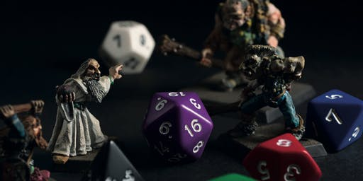 Dungeons and Dragons School Holiday Program at Erina Library