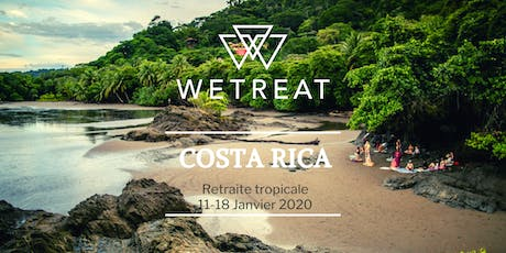 [WE]TREAT  Retraite tropicale au Costa Rica billets