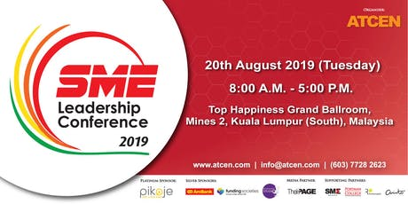 SME Leadership Conference 2019 tickets