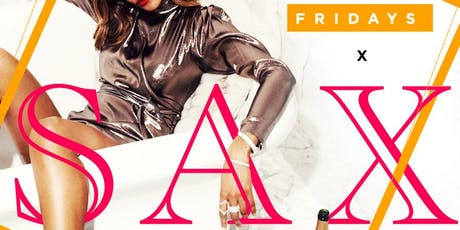 Sax Fridays | DC tickets