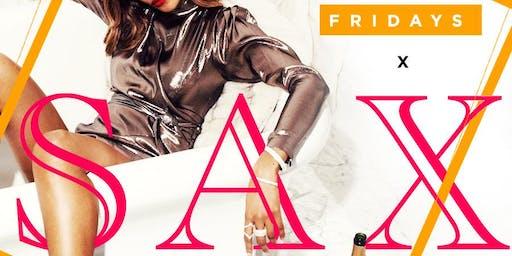 Sax Fridays | DC