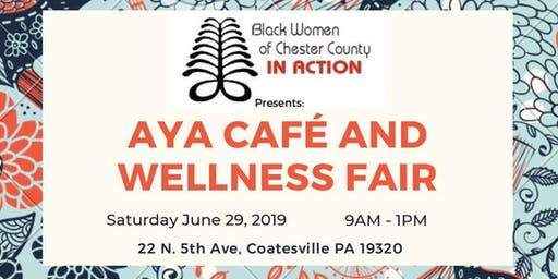 2019 Aya Cafe and Wellness Fair