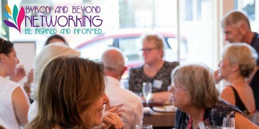 Lunch - Bangalow - Business Networking - 20th. June, 2019
