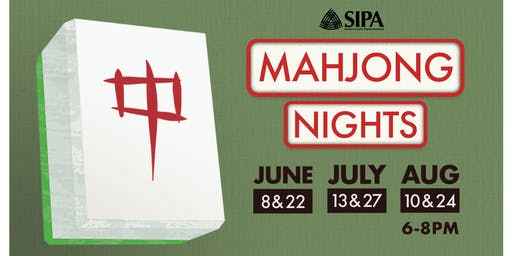Mahjong Nights at SIPA