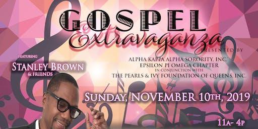 Gospel Extravaganza 2019