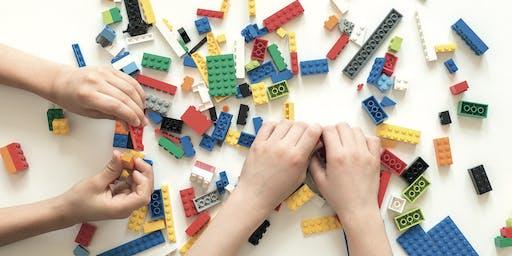 Lego Mad Libs School Holiday Program at Tuggerah Library