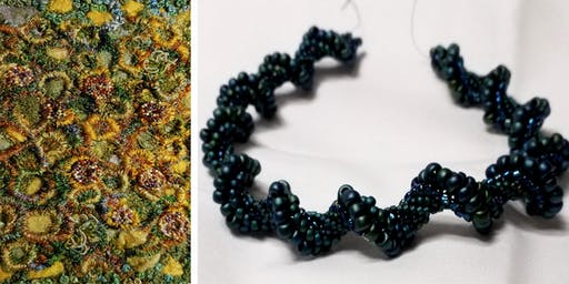 Free Artist Demonstrations: Textiles and Beading