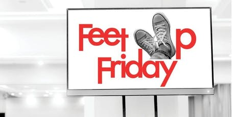 Feet Up Friday Night - Property Investing Seminar tickets