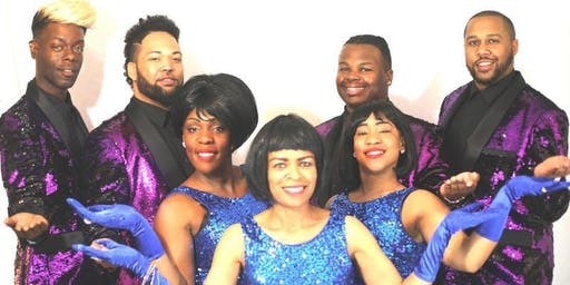Motown and More! - The Ultimate Live Tribute Concert Revue