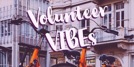Volunteer VIBEs: Bikes Not Bombs tickets