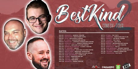 Second Annual Best Kind Comedy Tour tickets