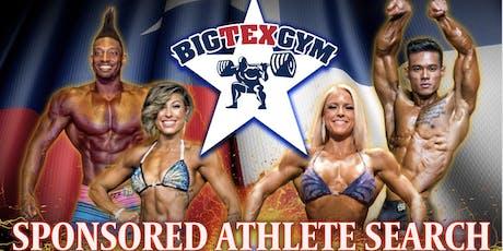 BigTex Sponsored Athlete Search tickets