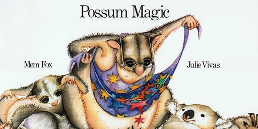 Possum Magic: Tour and Storytime School Holiday Program at Laycock Street Theatre